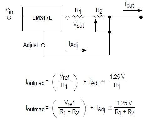 9889e4s 960 - Схема стабилизатора тока для светодиодов
