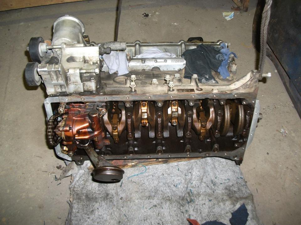 от двигателя M40 — Getrag