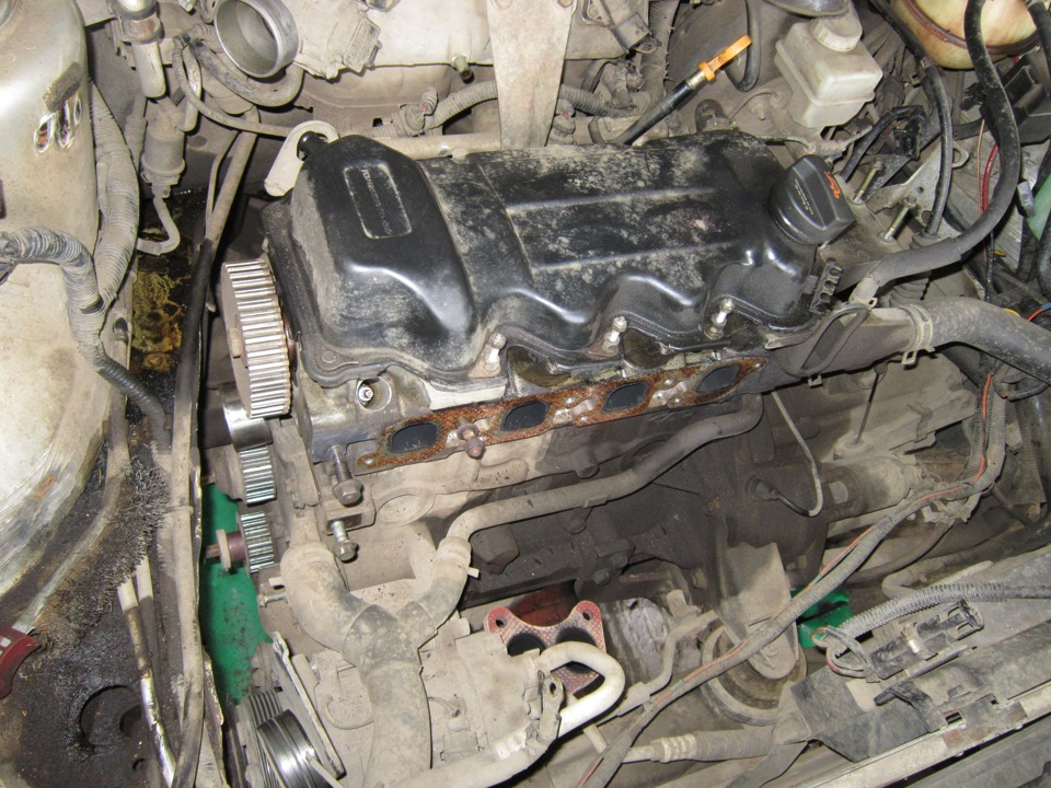 Фото двигателя чери амулет