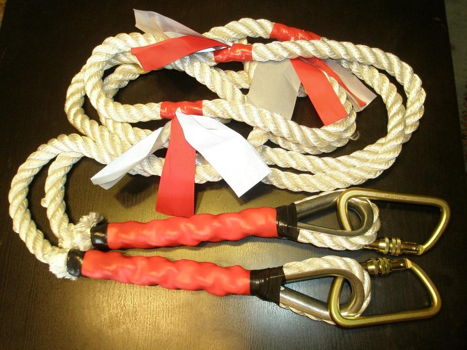 Буксировочный трос из веревки своими руками 88