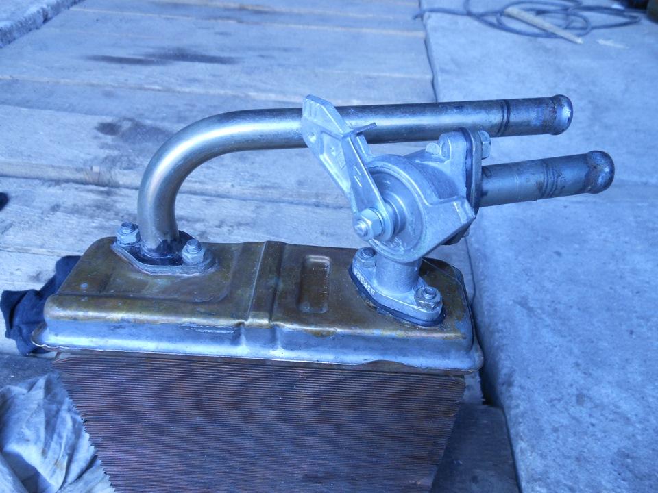 Кран отопителя ваз 2101