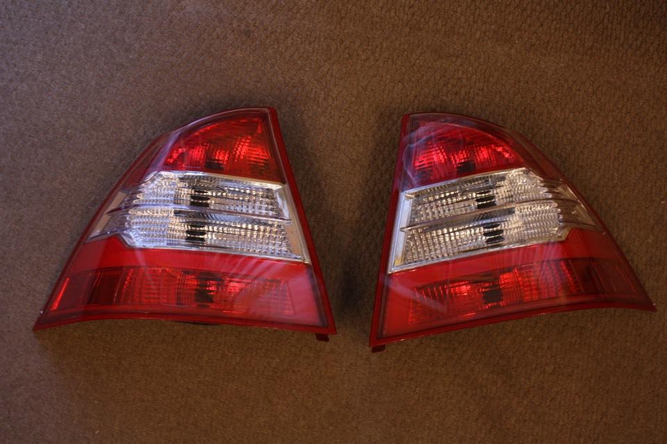 Задний фонарь форд фокус 2 седан