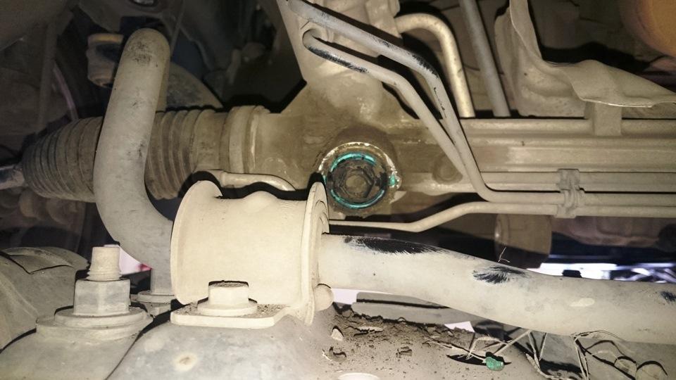 Стук в рулевой рейке форд фокус 3 ремонт своими руками