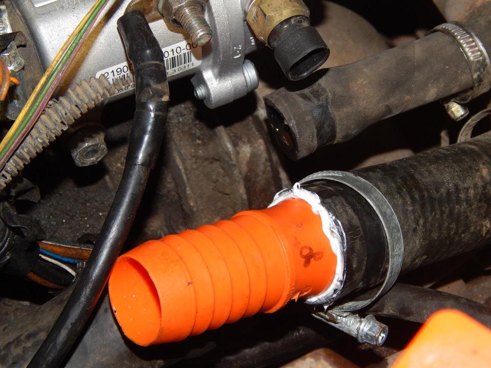 Фото №26 - установка термостата от гранты на ВАЗ 2110