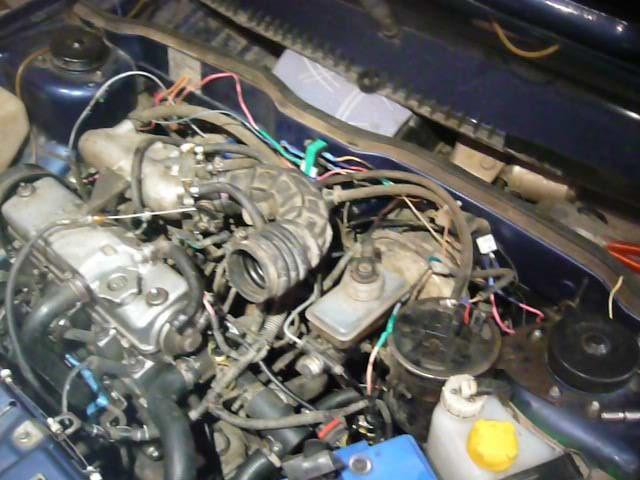 Замена двигателя ваз 2115