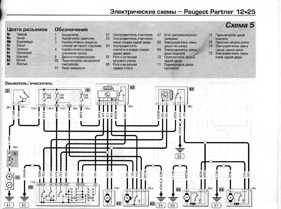 Гидроник м2 схема подключения