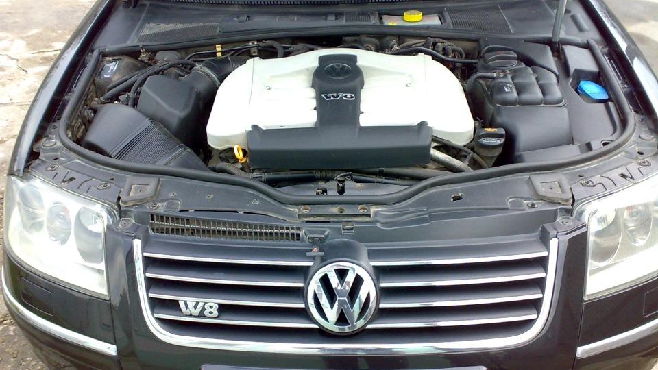 Volkswagen W8 Sound