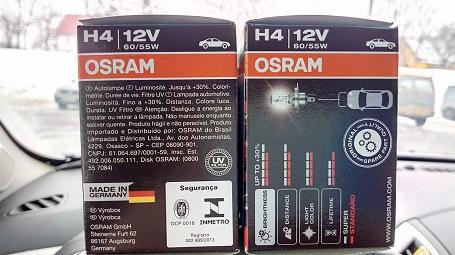 Osram H4 Super