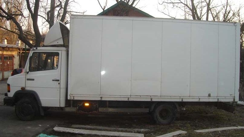 фургон мебельный фото
