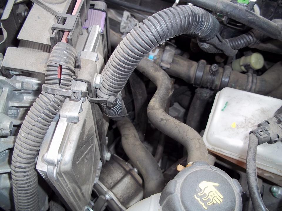 нет питания на газовое оборудование авто landy renzo