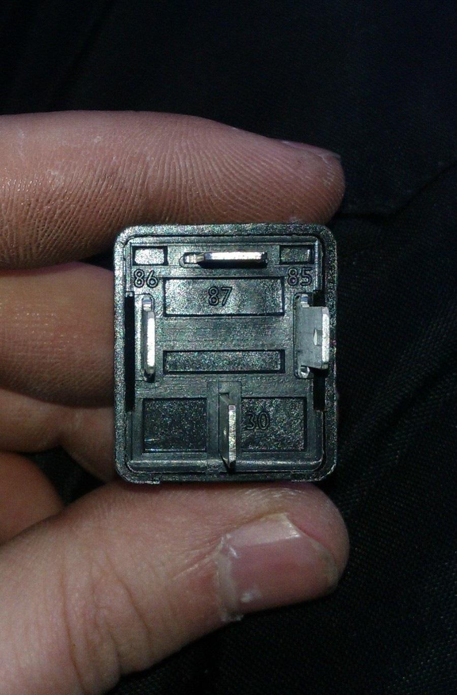 Замена Реле Зажигания в ВАЗ 2114