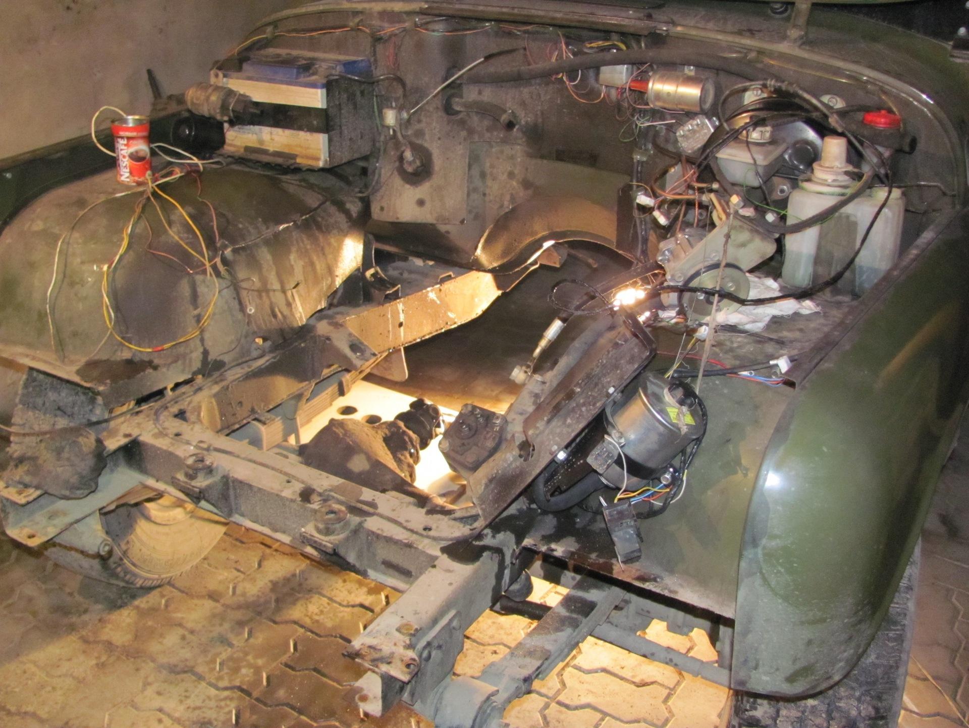 схема смазки двигателя умз 4216