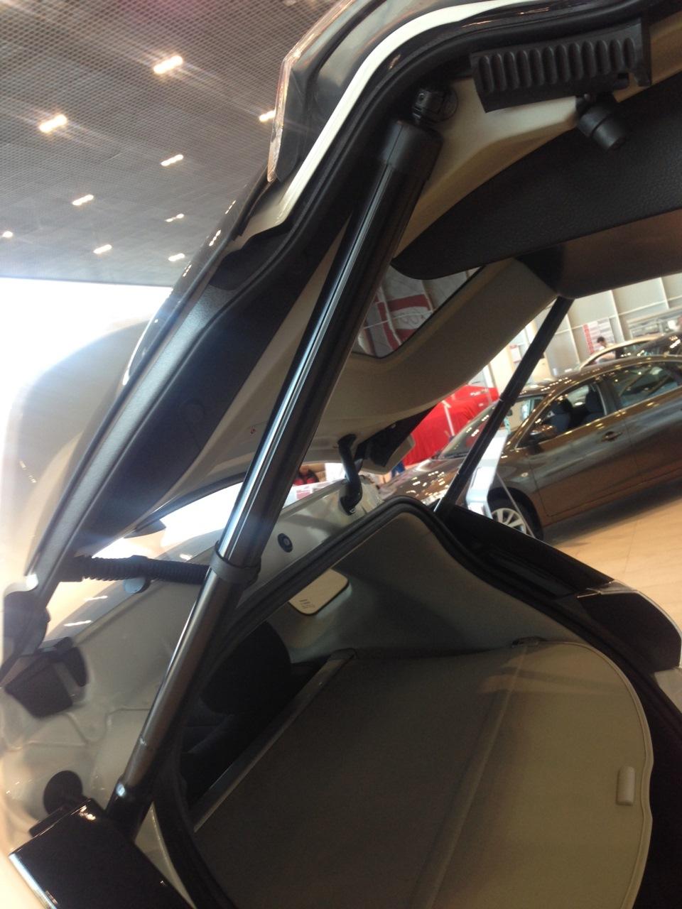 электропривод открывания/закрывания двери багажника x-trail t31