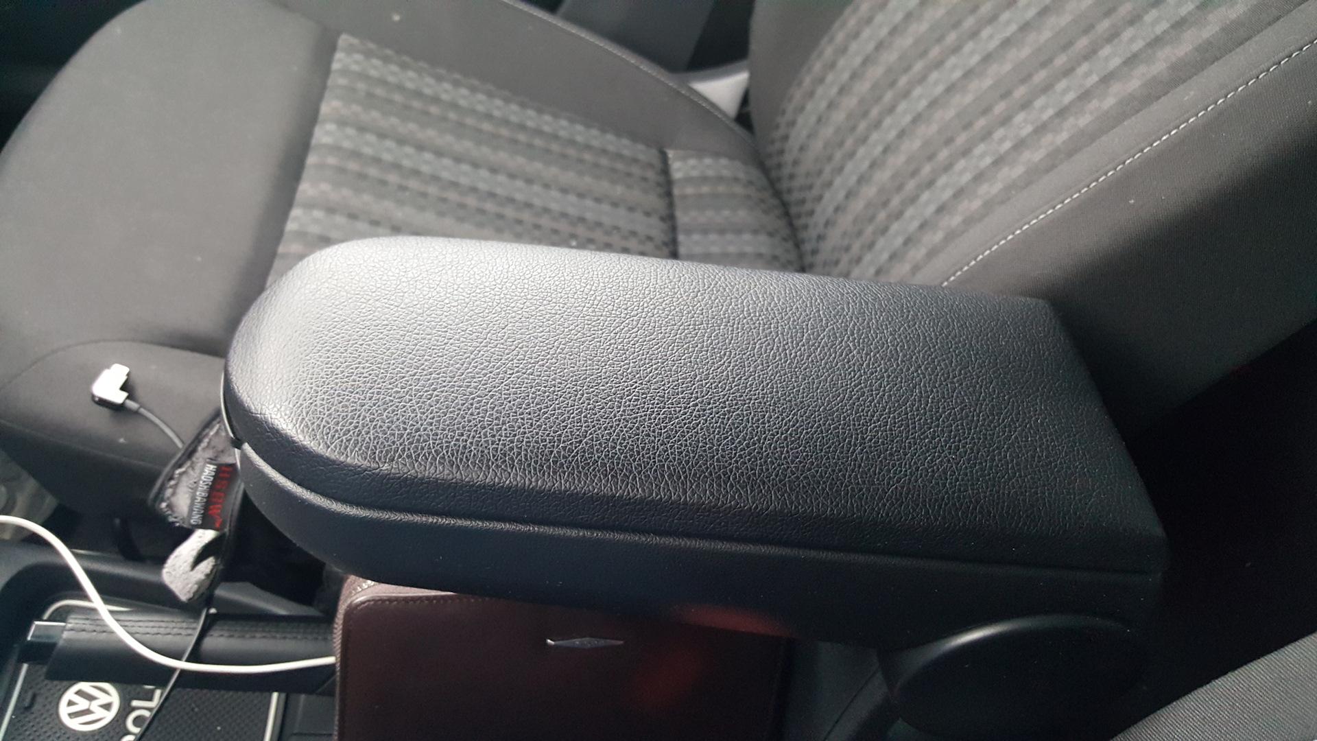 дешевый подлокотник на фольксваген поло седан