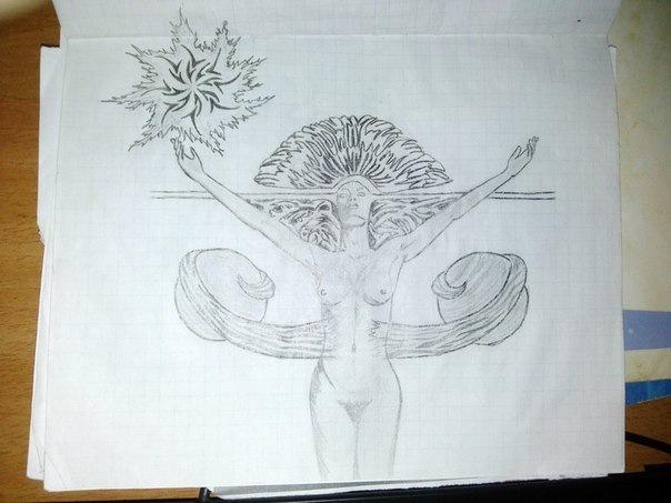 Рисунки на перерисовку