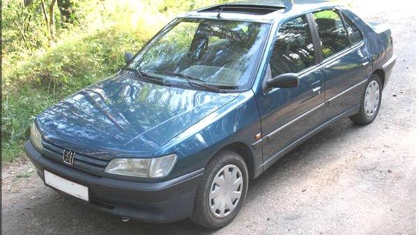 автомобиль peugeot 306 1994 года выпуска