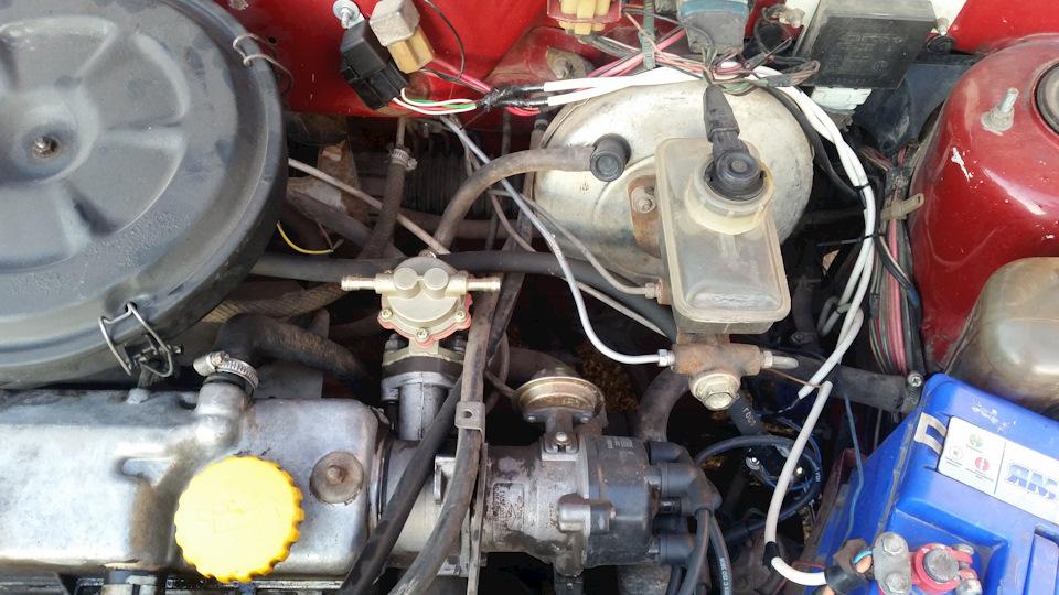 996ced6s 960 - Схема подключения электробензонасоса низкого давления