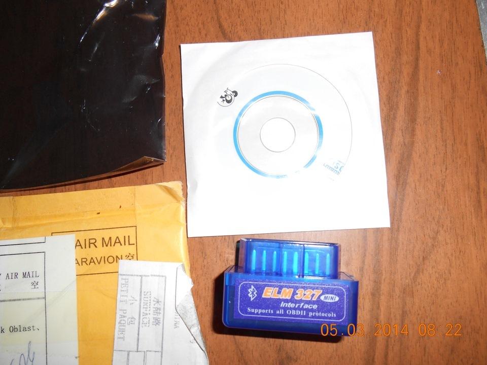 Elm327 bluetooth инструкция