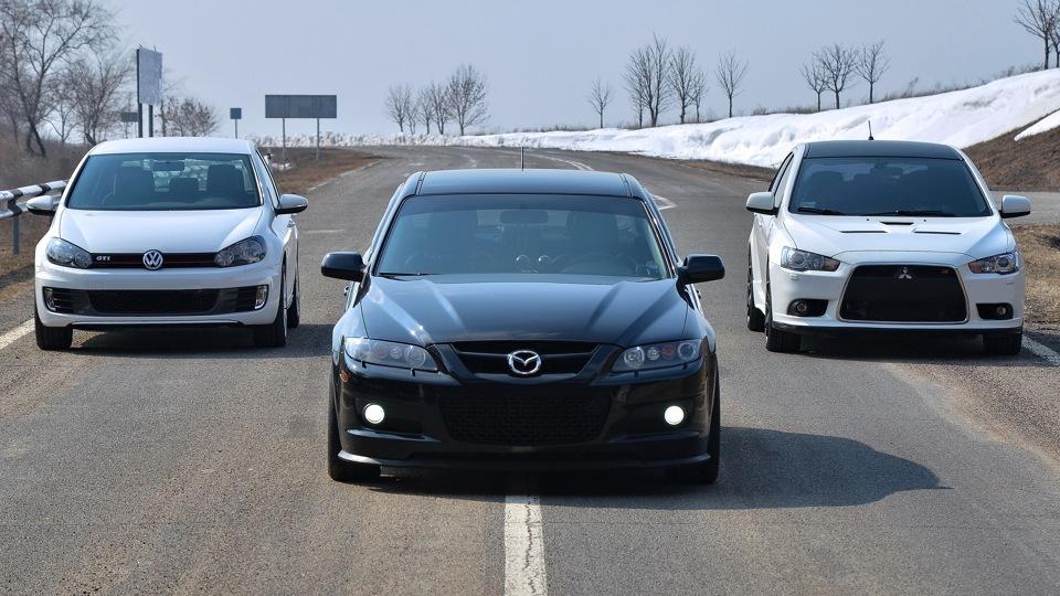 Mazda 6 mps 2014 фото