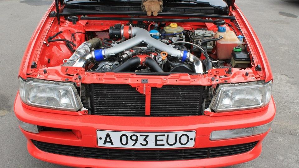 audi v6 2.6 bi-turbo