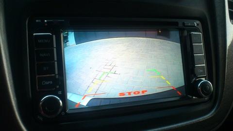 Toyota Highlander Club - Улучшение света фонарей заднего хода (cree до 50w).