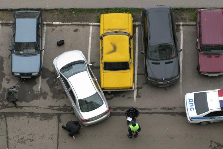 Как правильно парковаться для начинающих