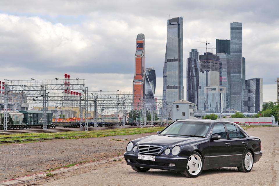 лучшие фото машин в москве когда