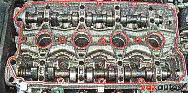 Двигатель лада приора ваз 2170 особенности конструкции