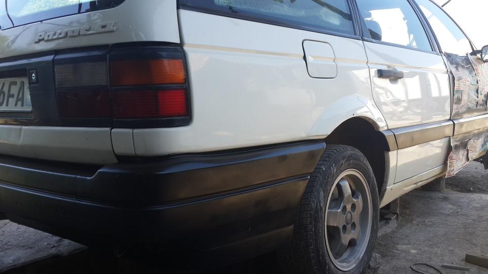 volkswagen passat b3 1.9 d отзывы