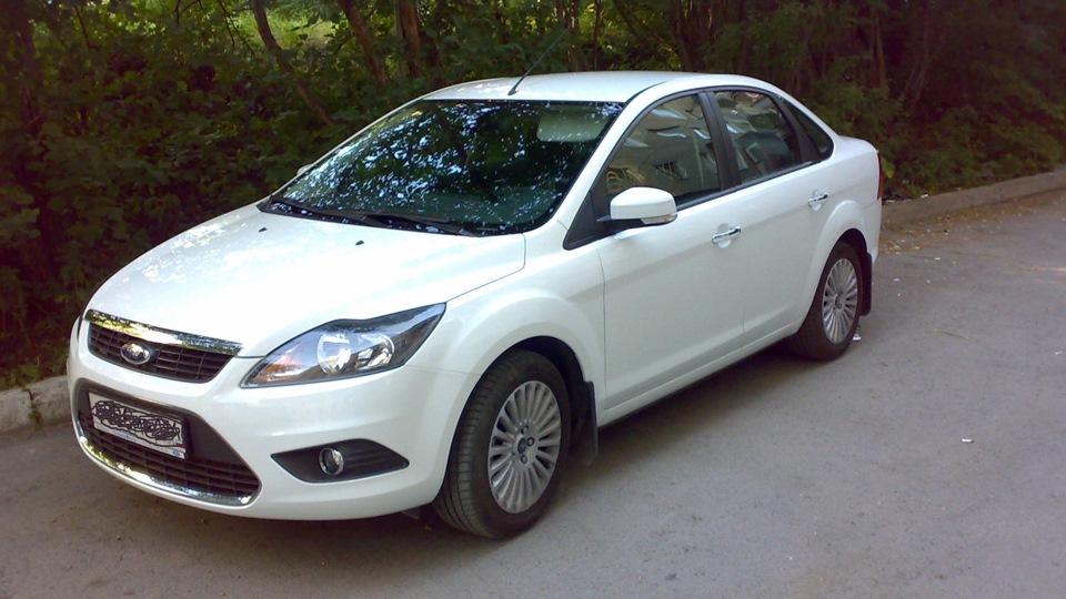 И так, немного отвлеклись: во сколько ты мне обходишься, форд - ford focus 2.