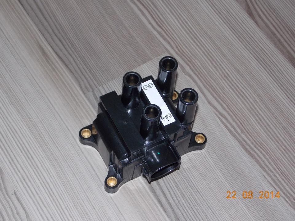 Замена катушки зажигания форд фокус 2 цена Замена реактивной тяги е34