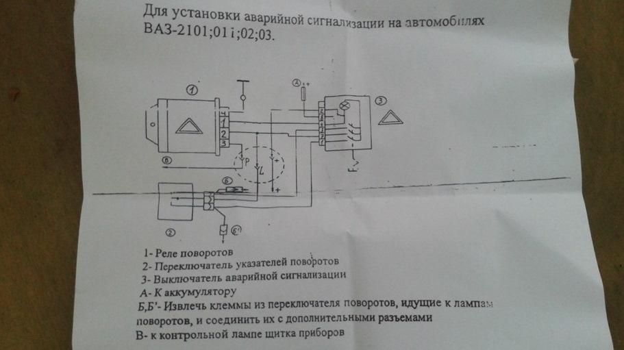 Установка Жигулёвских ремней