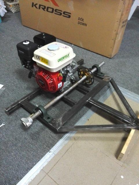 Как сделать дрифт трайк с мотором своими руками