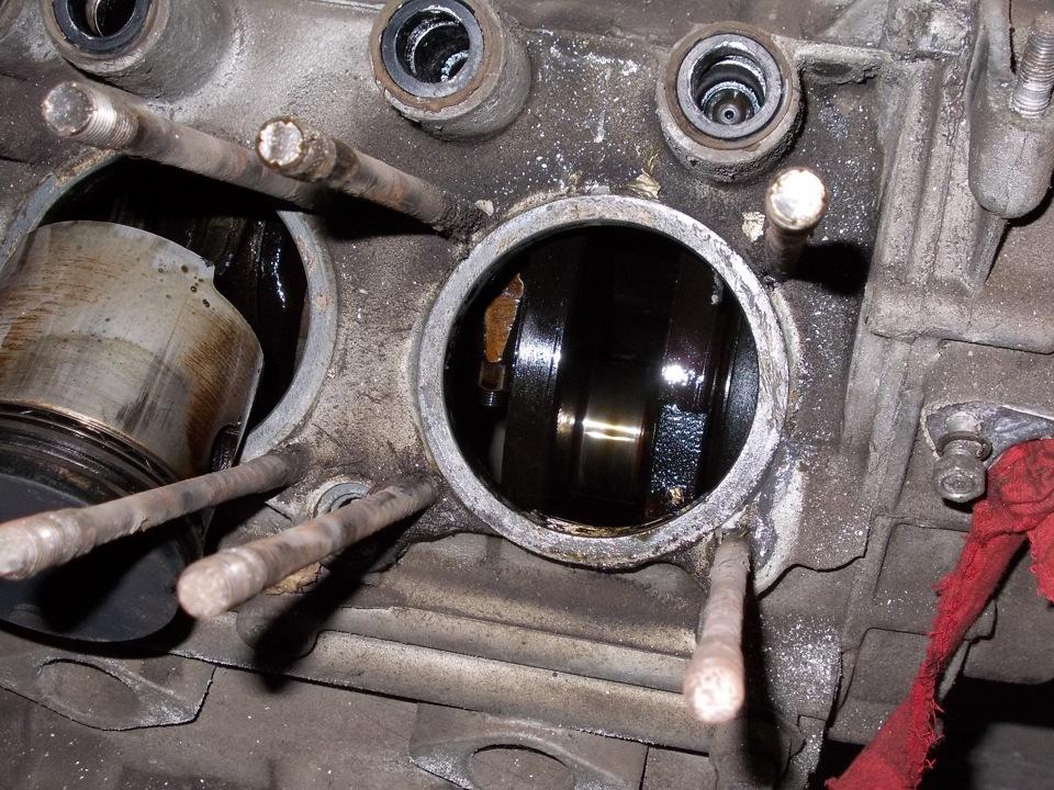 на двигатели ВАЗ 2105