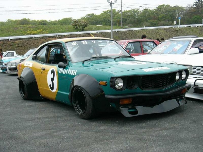 Mazda savanna rx-3