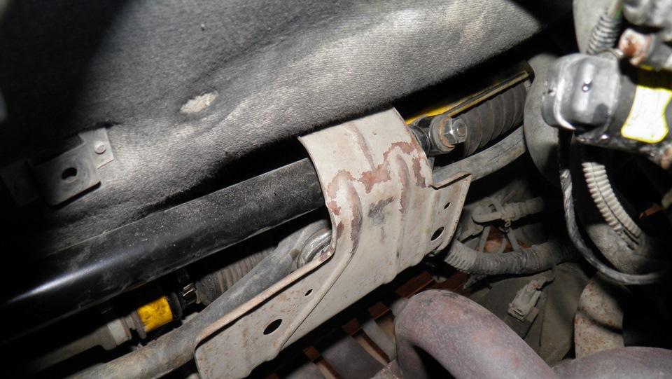ваз руль люфт ремонт #11