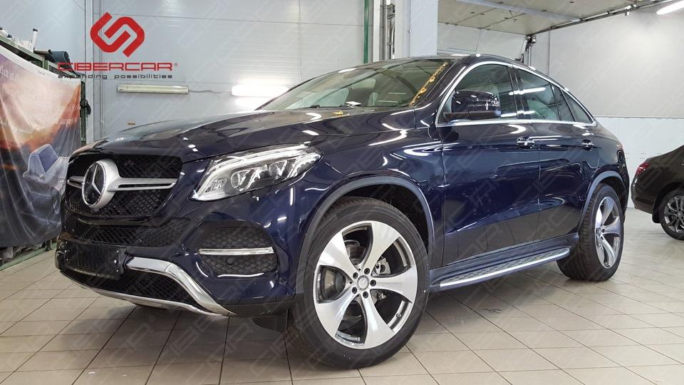 Mercedes GLE КУПЕ (W292)