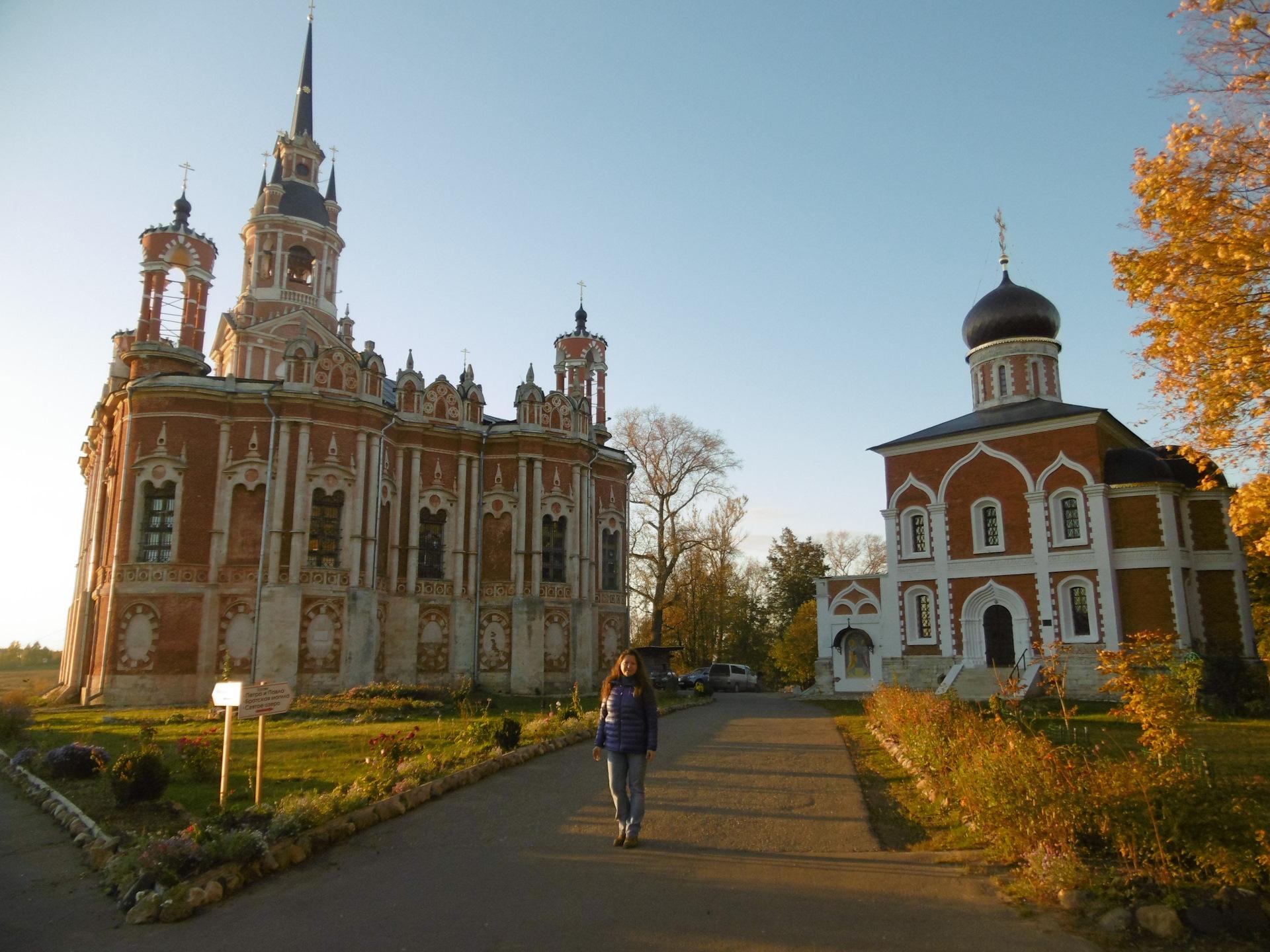 стристайла фото церкви в можайске где-либо