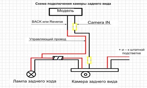 и схема подключения,