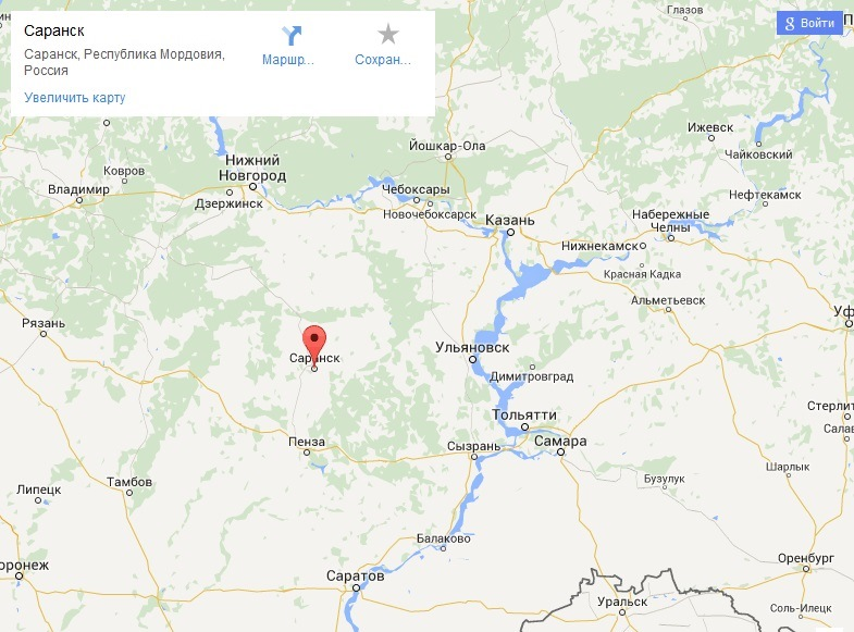 где находится саранск на карте россии проверенных интернет-магазинах: популярные