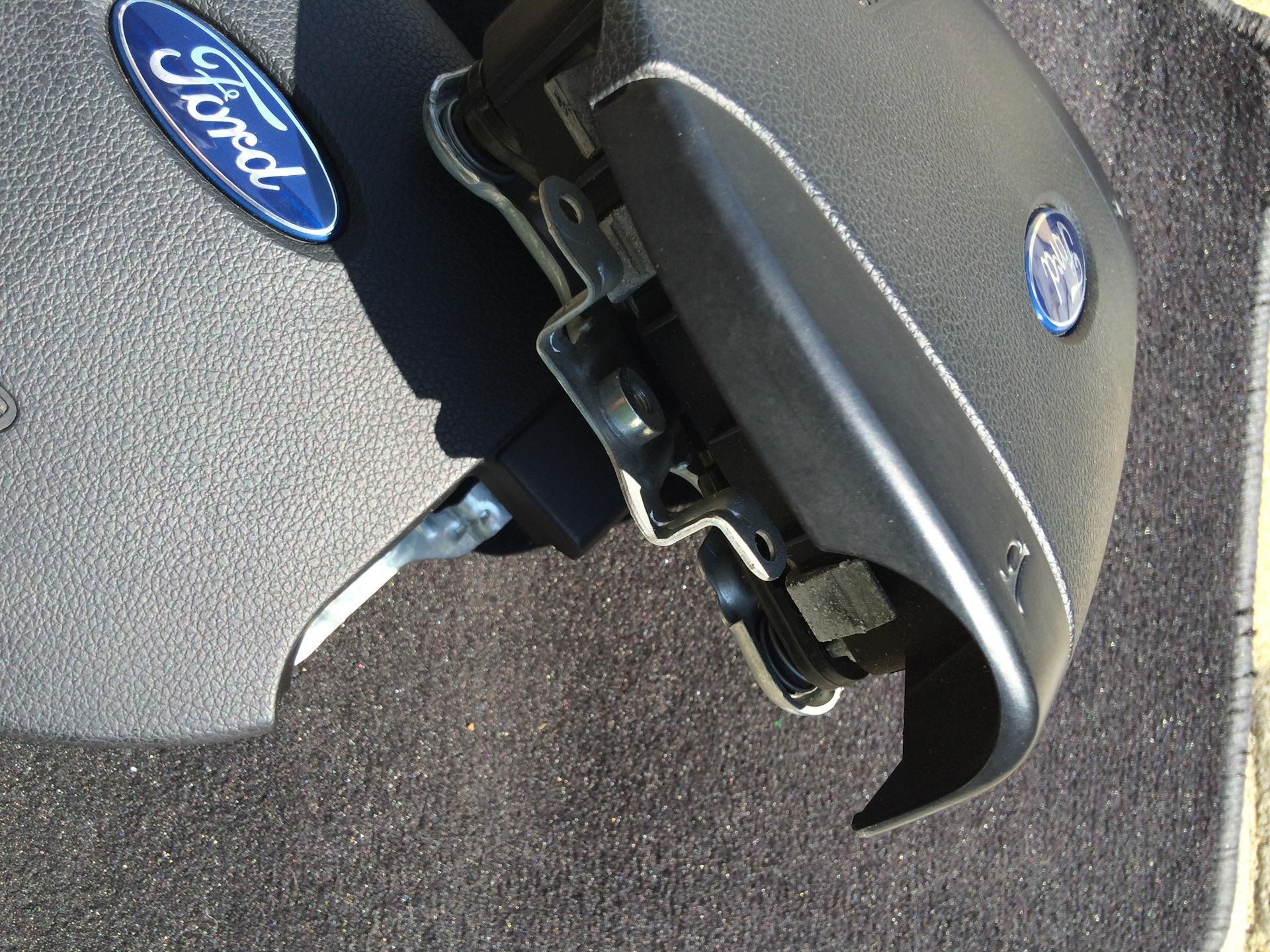 форд мондео безопасность подушки #11