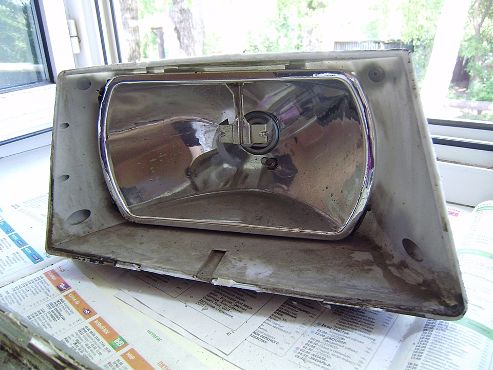 Фары бош на ваз 2110 ремонт
