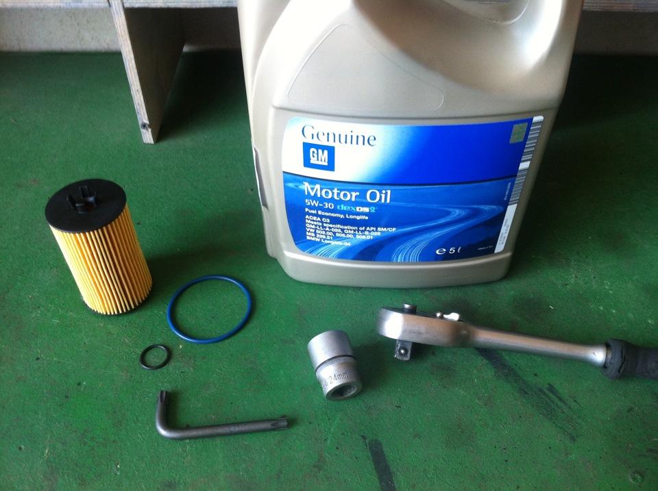 Как заменить масло в двигателе шевроле авео 12