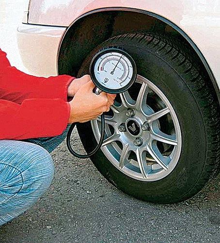 Ну и появилась функция новая давление в шинах