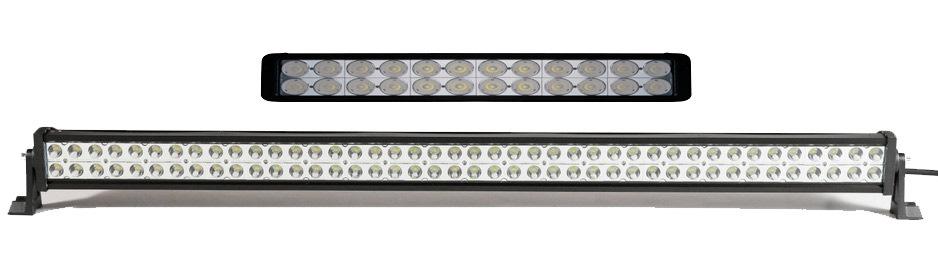 двухрядные светодиодные балки 240 ватт