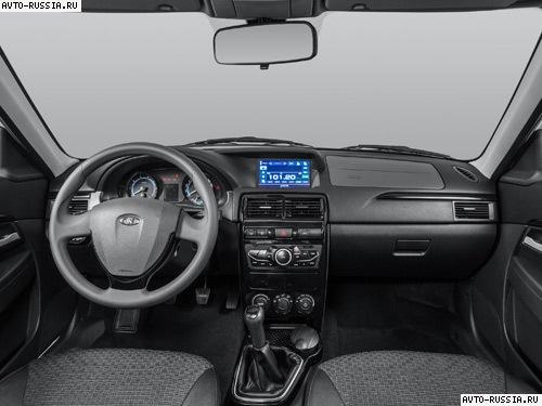 Комплектации и цены - LADA Priora 1 8L седан - ГК
