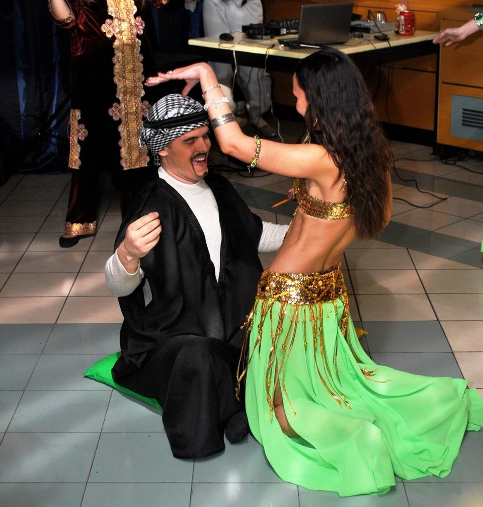 Научу танцевать своими руками