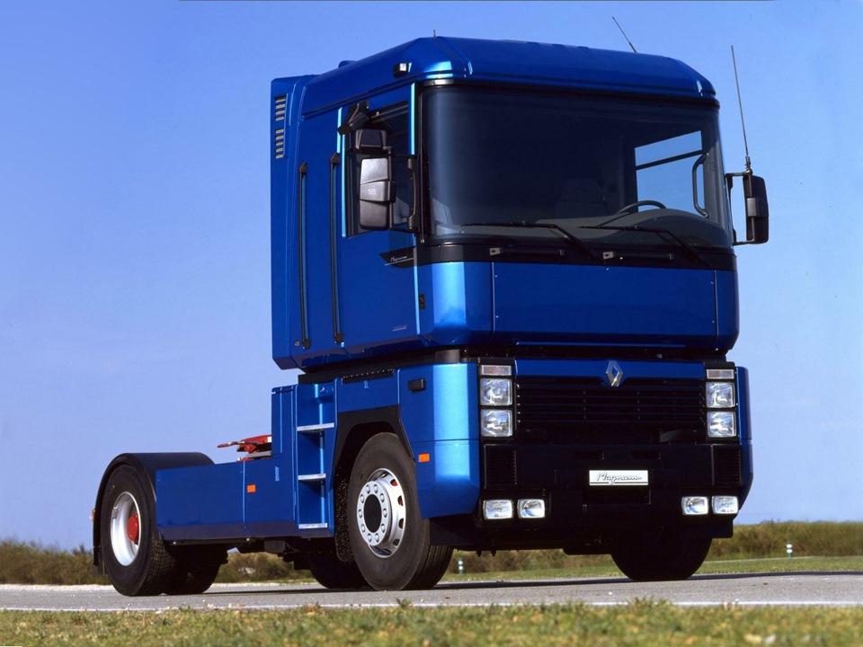 всего использовать картинки грузовики рено магнум кончины стали подводить