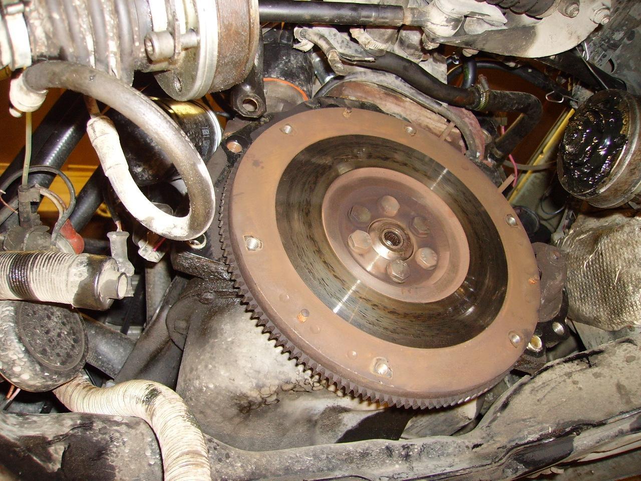 Замена комплекта сцепления и не только — бортжурнал Audi ...