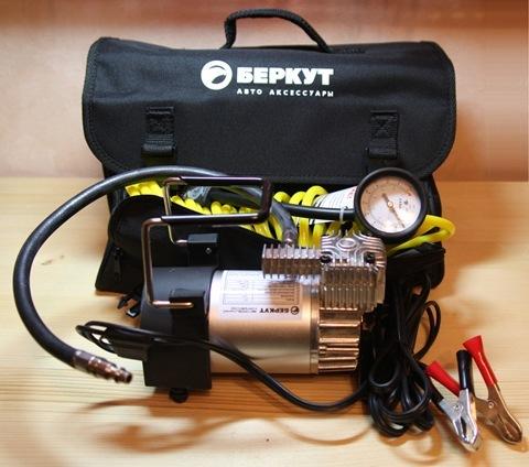 Автомобильный компрессор BERKUT R17 - фото 2